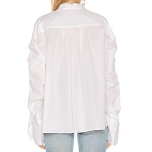 Free People Tops - Free People 'Brown Eyed Girl' Button-Down Blouse